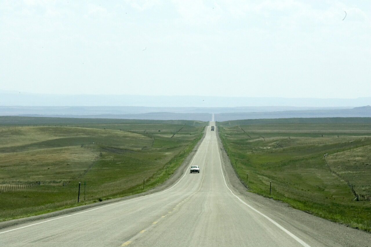 South Dakota Road