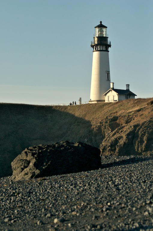 Yaquina Lighthouse III